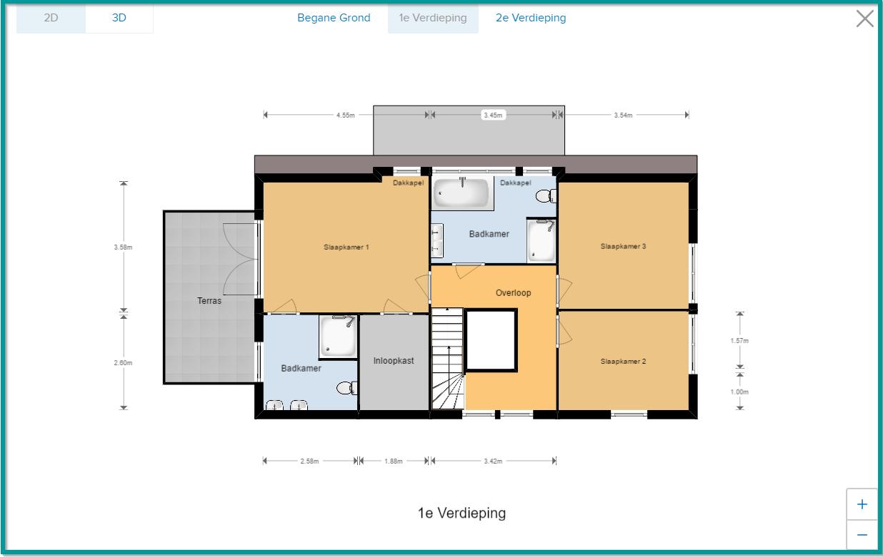 Waarom zou ik een plattegrond laten maken makelaarsland for Plattegrond van je huis maken
