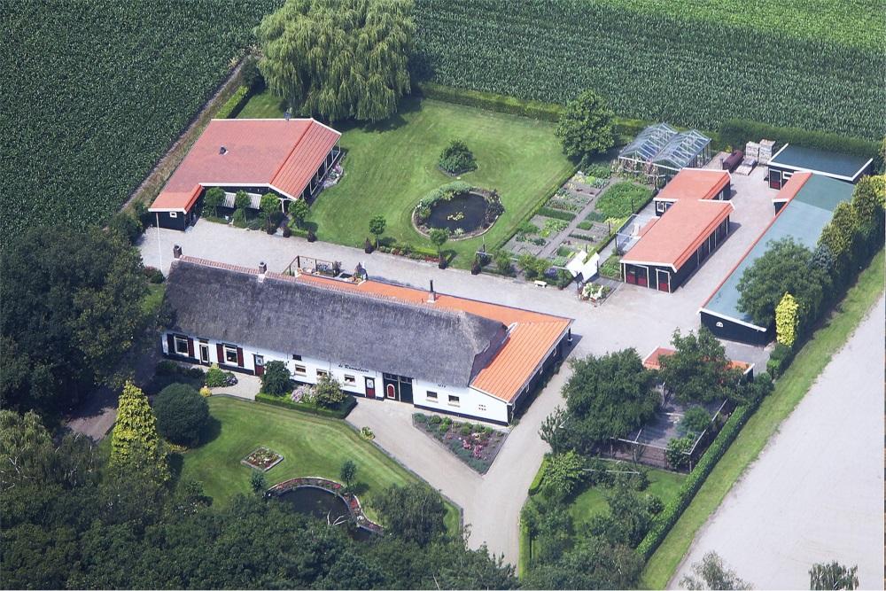 Woonboerderij te koop overview