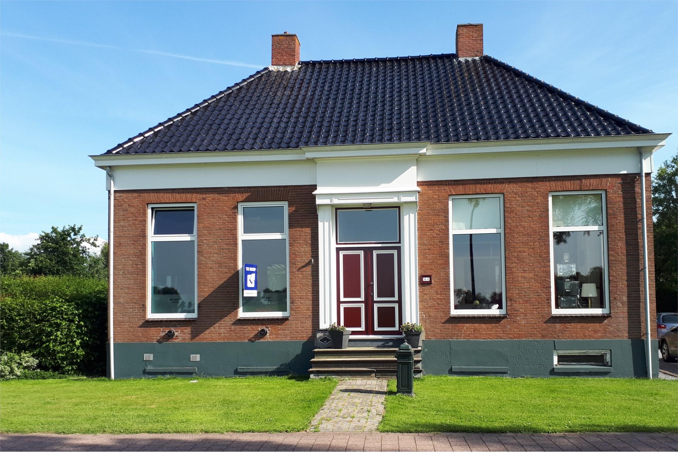 5 x kleurrijke huizen makelaarsland for Funda dubbele bewoning